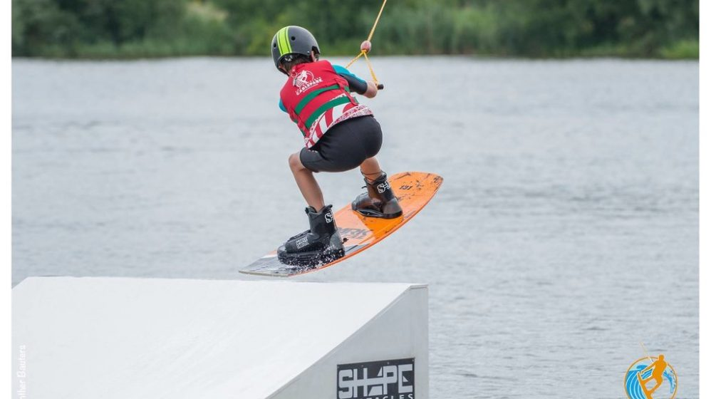 Wakeboarden met The Ghentist